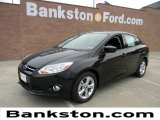 2012 Tuxedo Black Metallic Ford Focus SE Sport Sedan #58238233