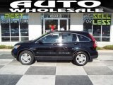 2011 Crystal Black Pearl Honda CR-V EX-L 4WD #58238985