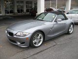 2007 BMW M Silver Grey Metallic