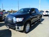 2012 Black Toyota Tundra TSS CrewMax 4x4 #57874807