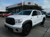 2012 Super White Toyota Tundra T-Force 2.0 Limited Edition CrewMax 4x4 #57874805