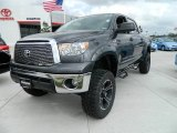 2012 Magnetic Gray Metallic Toyota Tundra Texas Edition CrewMax 4x4 #57874803
