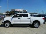 2012 Super White Toyota Tundra SR5 CrewMax 4x4 #57874802