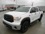 2012 Super White Toyota Tundra T-Force 2.0 Limited Edition CrewMax #57874795
