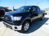 2012 Black Toyota Tundra Double Cab #57874790