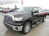 2012 Black Toyota Tundra Texas Edition CrewMax #57874787