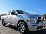 2011 Bright Silver Metallic Dodge Ram 1500 SLT Quad Cab #58238911