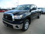 2012 Black Toyota Tundra Double Cab #57874783