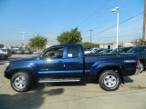 2012 Nautical Blue Metallic Toyota Tacoma V6 TRD Access Cab 4x4 #57874774