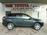 2011 Black Forest Metallic Toyota RAV4 V6 4WD #58090043