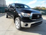 2012 Black Toyota Tundra CrewMax 4x4 #58238869
