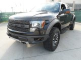 2012 Ford F150 SVT Raptor SuperCrew 4x4 Data, Info and Specs