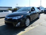 2012 Attitude Black Metallic Toyota Camry XLE V6 #57874718