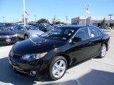 2012 Attitude Black Metallic Toyota Camry SE #57874710