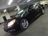 2012 Black Granite Metallic Chevrolet Malibu LT #58238847