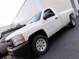 2012 Summit White Chevrolet Silverado 1500 Work Truck Regular Cab #58238846