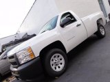 2012 Summit White Chevrolet Silverado 1500 Work Truck Regular Cab 4x4 #58238843