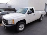 2012 Chevrolet Silverado 1500 Work Truck Regular Cab 4x4 Data, Info and Specs