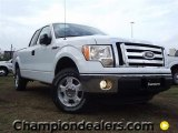 2011 Oxford White Ford F150 XLT SuperCab #58089986