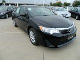 2012 Attitude Black Metallic Toyota Camry L #57874662