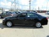 2012 Attitude Black Metallic Toyota Camry LE #57874654