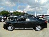 2012 Attitude Black Metallic Toyota Camry LE #57874647