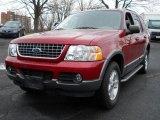 2003 Redfire Metallic Ford Explorer XLT 4x4 #58238805