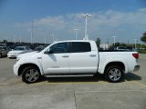 2011 Super White Toyota Tundra Limited CrewMax 4x4 #57874615