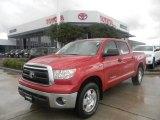 2011 Barcelona Red Metallic Toyota Tundra TRD CrewMax 4x4 #57874614