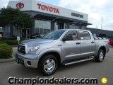 2011 Silver Sky Metallic Toyota Tundra TRD CrewMax #57874610