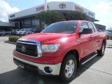 2011 Radiant Red Toyota Tundra TRD Double Cab #57874607
