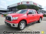 2011 Radiant Red Toyota Tundra TRD Double Cab #57874606