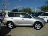2011 Classic Silver Metallic Toyota RAV4 I4 #57874589