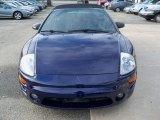 2003 Flash Blue Pearl Mitsubishi Eclipse Spyder GS #58238746