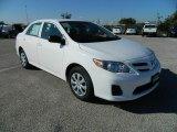 2011 Super White Toyota Corolla 1.8 #57874551