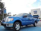 2012 Blue Flame Metallic Ford F150 XLT SuperCrew #58238691