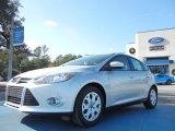 2012 Ingot Silver Metallic Ford Focus SE 5-Door #58238695