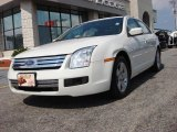 2008 White Suede Ford Fusion SE V6 #58364452