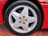 Ferrari 348 1995 Wheels and Tires
