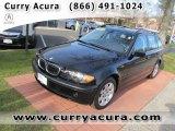 2004 Black Sapphire Metallic BMW 3 Series 325xi Wagon #58364544