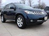 2006 Midnight Blue Pearl Nissan Murano SL AWD #58364535