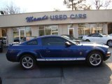 2006 Vista Blue Metallic Ford Mustang V6 Premium Coupe #58364528