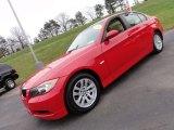 2006 Imola Red BMW 3 Series 325xi Sedan #58364408