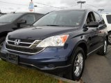 2010 Royal Blue Pearl Honda CR-V EX AWD #58364510
