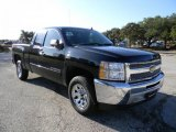 2012 Chevrolet Silverado 1500 LS Extended Cab Data, Info and Specs
