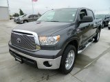 2012 Magnetic Gray Metallic Toyota Tundra Texas Edition CrewMax 4x4 #58387209
