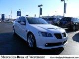 2009 White Hot Pontiac G8 GT #58387144