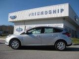 2012 Ingot Silver Metallic Ford Focus SE 5-Door #58387189