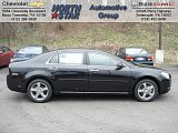2012 Black Granite Metallic Chevrolet Malibu LT #58396715