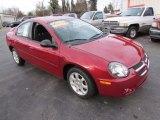 2003 Blaze Red Crystal Pearl Dodge Neon SXT #58397223